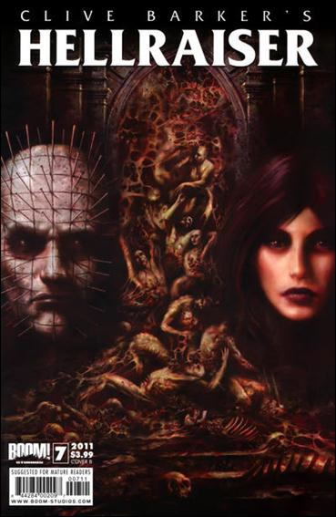 Clive Barker's Hellraiser (2011) 7-B by Boom! Studios