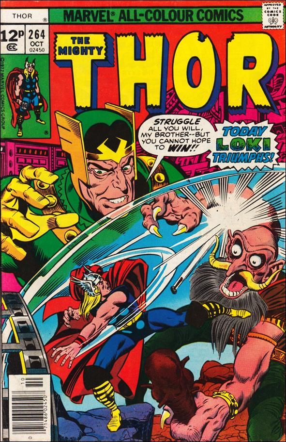 Thor (1966) 264-C by Marvel