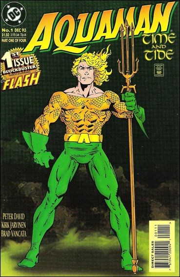 Aquaman: Time and Tide 1-A by DC