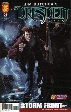 Jim Butcher's The Dresden Files: Storm Front (2009) 1-B