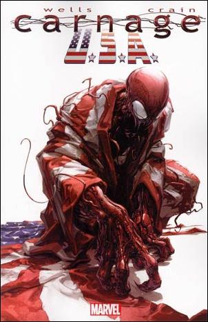 Carnage, U.S.A. nn-A by Marvel