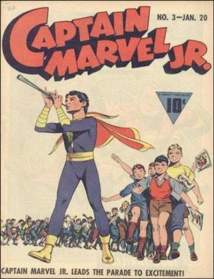 Captain Marvel Jr. 3-A