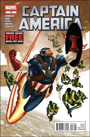 Captain America (2011) 18-A
