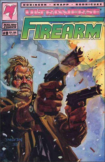 Firearm 8-A by Malibu