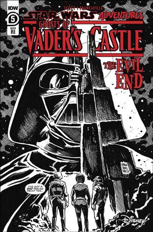 Star Wars Adventures: Ghosts of Vader's Castle 5-C