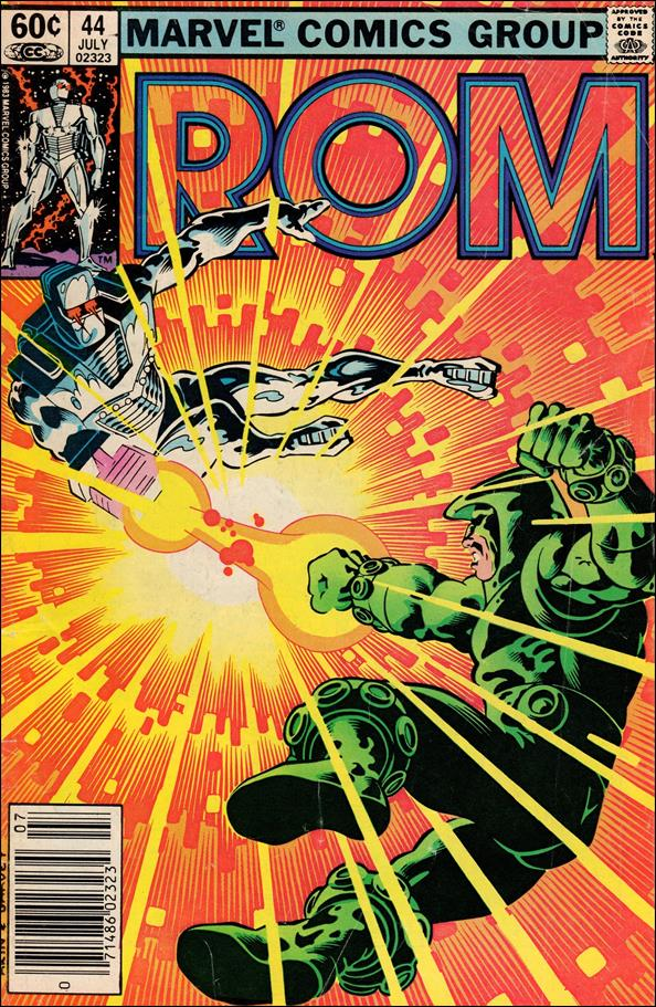 ROM (1979) 44-A by Marvel