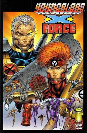 Youngblood/X-Force 1-B