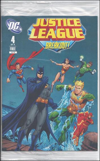 General Mills Presents: Justice League 4-A by DC