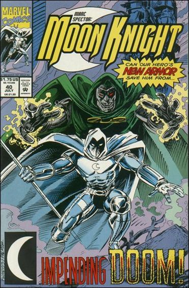 Marc Spector: Moon Knight 40-A by Marvel