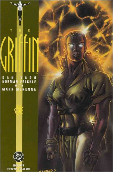 Griffin (1991) 4-A by DC