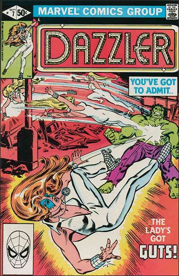 Dazzler (1981) 7-A by Marvel
