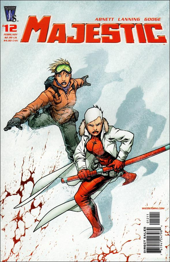 Majestic (2005) 12-A by WildStorm