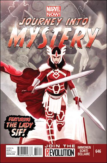 Journey into Mystery (1952) 646-A by Marvel