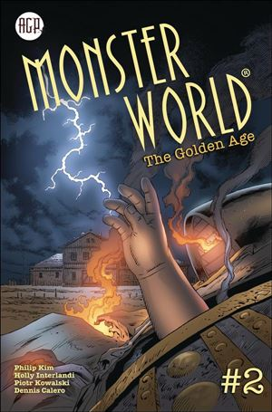 Monster World: The Golden Age 2-A