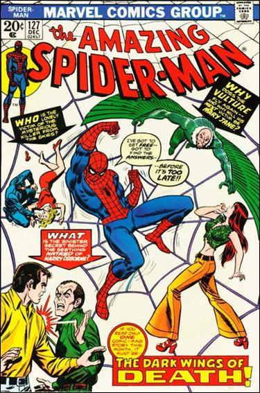 Amazing Spider-Man (1963) 127-A by Marvel