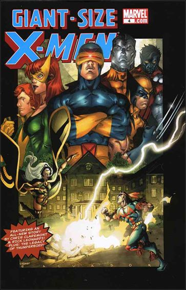 Giant-Size X-Men 4-A by Marvel