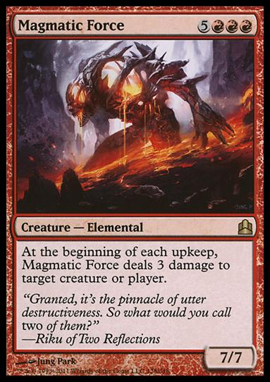 Magic the Gathering: Commander (Base Set)128-A by Wizards of the Coast