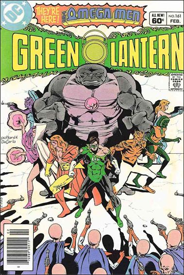 Green Lantern (1960) 161-A by DC