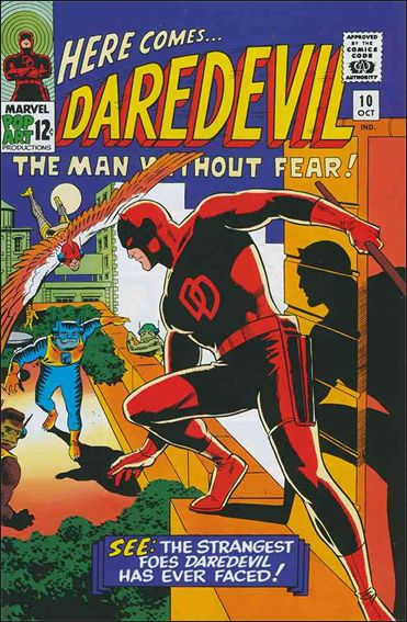 Daredevil (1964) 10-A by Marvel