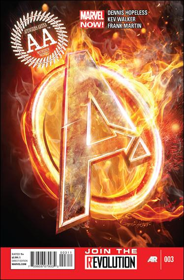 Avengers Arena 3-A by Marvel