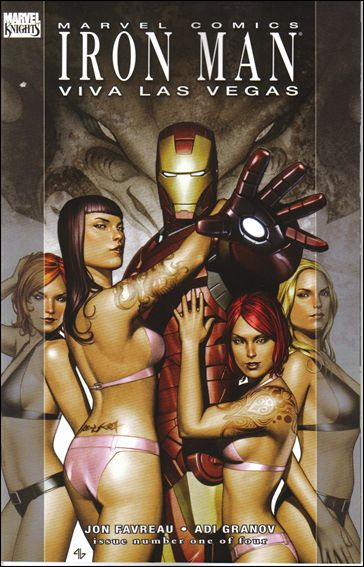 Iron Man: Viva Las Vegas 1-A by Marvel