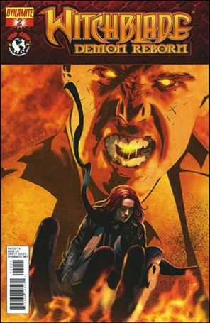 Witchblade: Demon Reborn 2-A