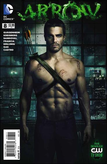Arrow (2013) 8-A by DC