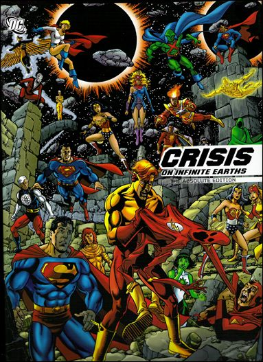 Crisis on Infinite Earths The Absolute Edition nn-A by DC