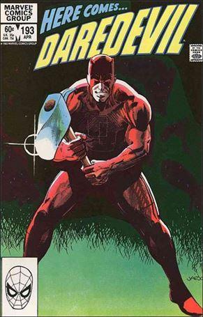 Daredevil (1964) 193-A