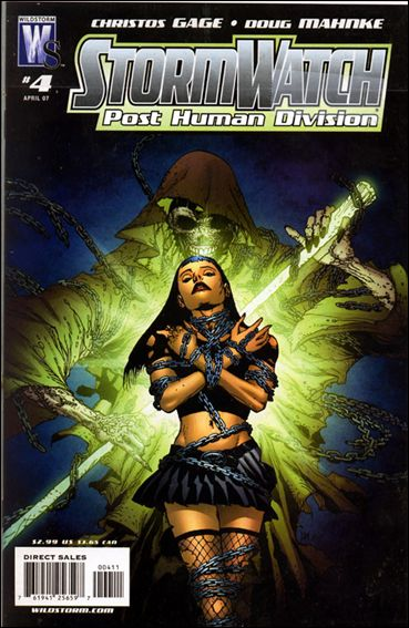 StormWatch: P.H.D. 4-A by WildStorm
