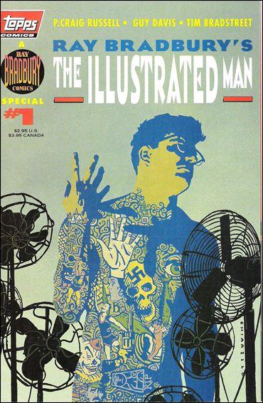 Ray Bradbury Comics: Special Edition 1-A by Topps