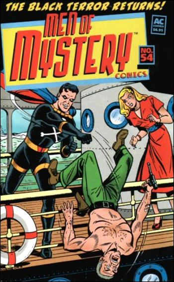 Men of Mystery 54-A by AC