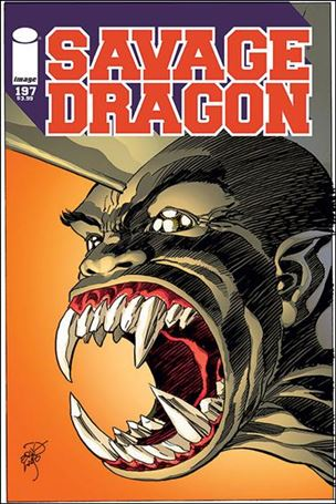 Savage Dragon (1993) 197-A