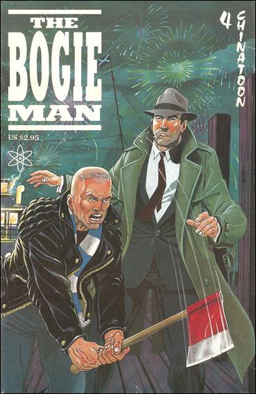 Bogie Man: Chinatoon 4-A by Atomeka