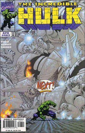 Incredible Hulk (1968) 463-A