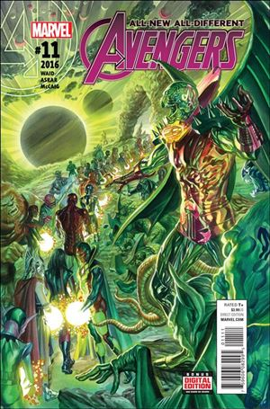 All-New, All-Different Avengers 11-A