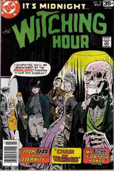 Witching Hour (1969) 78-A by DC