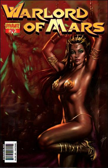 Warlord of Mars 14-C by Dynamite Entertainment