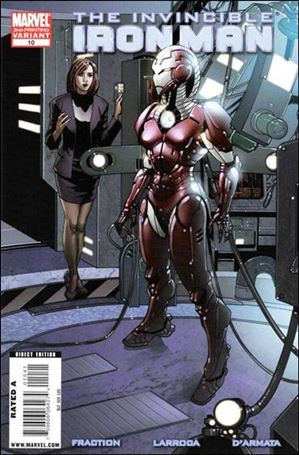 Invincible Iron Man (2008) 10-D