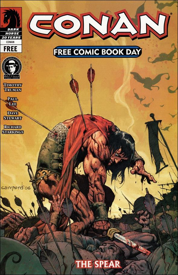 Conan / Star Wars - Free Comic Book Day 2006 Special nn-A by Dark Horse