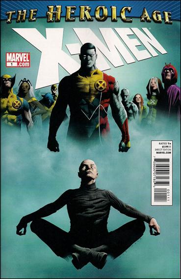 Heroic Age: X-Men 1-A by Marvel