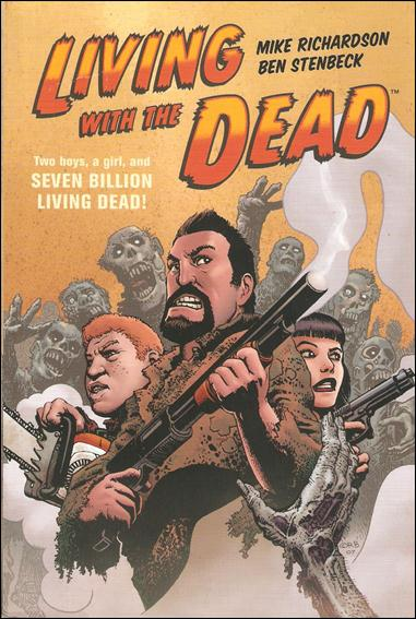 Living with the Dead 1-A by Dark Horse