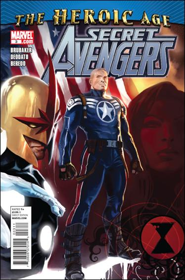 Secret Avengers (2010) 3-A by Marvel