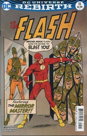 Flash (2016) 15-B