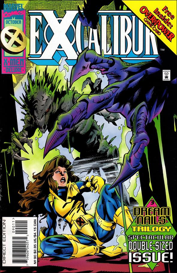 Excalibur (1988) 90-A by Marvel