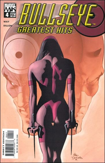 Bullseye: Greatest Hits 4-A by Marvel