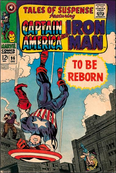 Tales of Suspense (1959) 96-A by Marvel