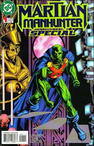 Martian Manhunter Special 1-A by DC