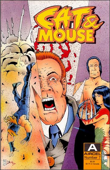 Cat & Mouse (1990) 7-A by Aircel