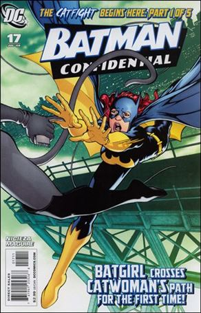 Batman Confidential 17-A